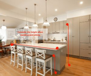 Kitchen Dimensions Benchtop Height