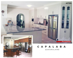 Capalaba, Brisbane Kitchen Renovation