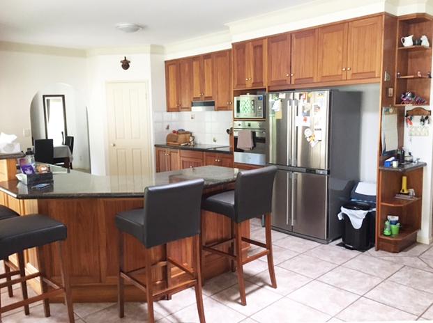 Capalaba Kitchen Renovation