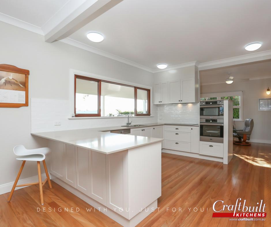 Camphill Kitchen Renovation Laminate Benchtop