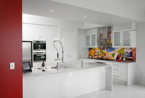 Craftbuilt Art Tailored Splashback