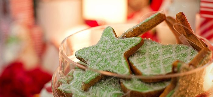 Last Minute Simple Kitchen Christmas Decoration Ideas
