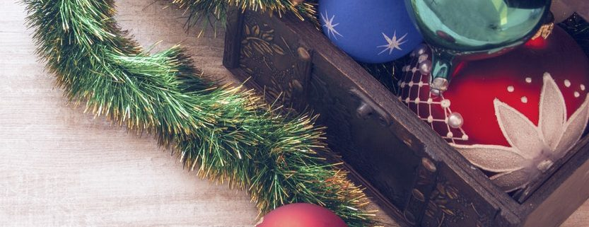 Last Minute Simple Kitchen Christmas Decoration Ideas