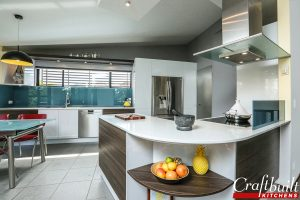 Timber Look Kitchen