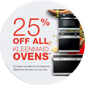Discounted Appliance Sale