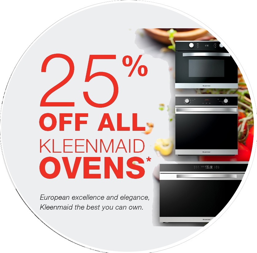 Discounted Ovens - Kitchen Appliance Sale!