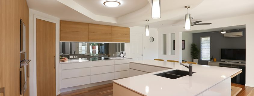 Dark Wood And Timber Perfect For Modern Kitchens