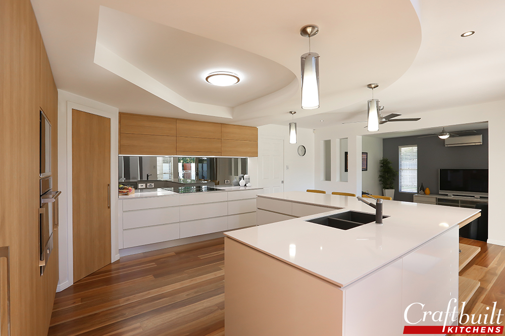 Timber and Dark Wood for Modern Kitchens