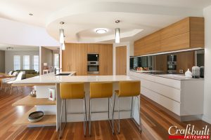 Timber Look Modern Kitchen