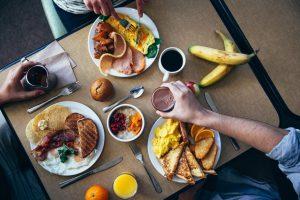 Family Mealtime in Australia