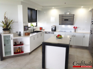 box mitred kitchen renovations Brisbane South East