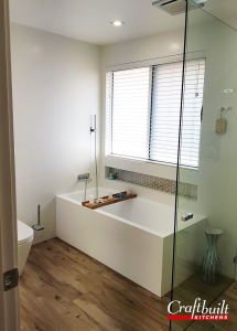 Gold Coast Bathroom Renovation Tub