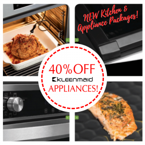 Kitchen Renovation Appliance Discount