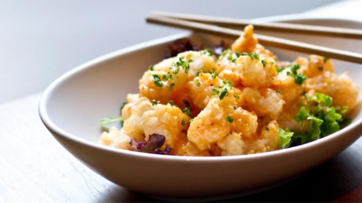 Easy Tempura Shrimp For Fridays