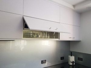 Kitchen Bulkheads Overheads