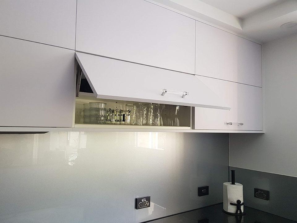 Kitchen Bulkheads Overheads