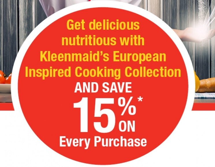 July Kitchen Appliances Discounted