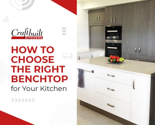 Right Benchtop for Your Kitchen